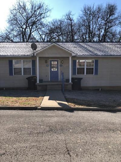 Maury County Multi Family Home For Sale: 116 8th Ave
