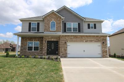 Single Family Home Under Contract - Showing: 457 Summerfield