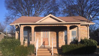 Old Hickory Single Family Home For Sale: 4324 Old Hickory Blvd