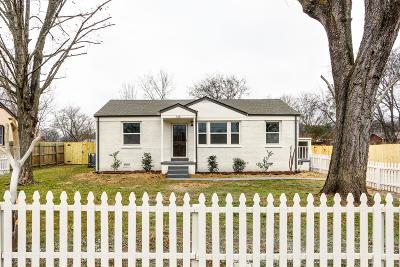Franklin Rental Under Contract - Not Showing: 208 Maple Dr