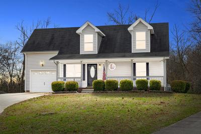 Ashton Place Single Family Home Under Contract - Not Showing: 2468 Rafiki Dr