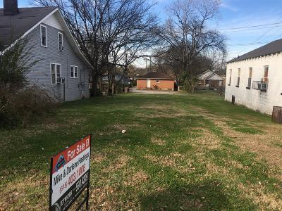 Nashville Residential Lots & Land For Sale: 1702 Knowles St