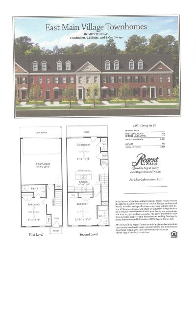 Murfreesboro Condo/Townhouse Under Contract - Not Showing: 2006 Middle Tennessee Blvd