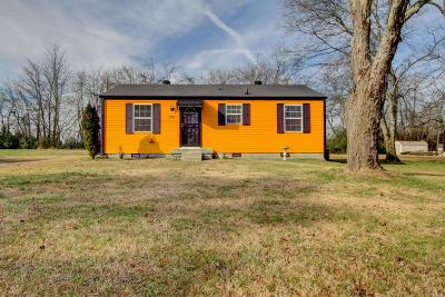 Clarksville Single Family Home For Sale: 512 Louisiana Ave