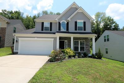 Nashville Single Family Home For Sale: 424 Parmley Ln