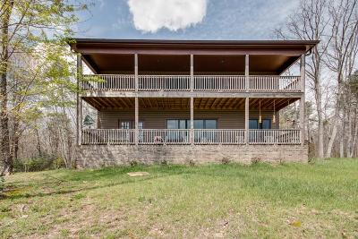 Monteagle Single Family Home For Sale: 55 Cooleys Rift Blvd