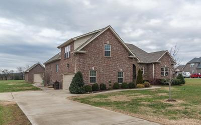 Gallatin Single Family Home For Sale: 1012 Double Tree Ln