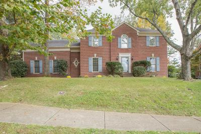 Franklin Single Family Home For Sale: 127 Eagles Glen Dr