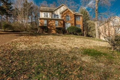 Davidson County Single Family Home For Sale: 5032 Chadfield Way