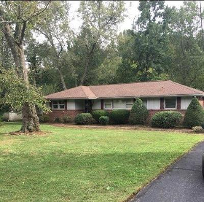 Nashville Single Family Home For Sale: 371 Barrywood Dr