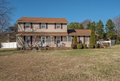 Davidson County Single Family Home For Sale: 4649 Woodside Dr