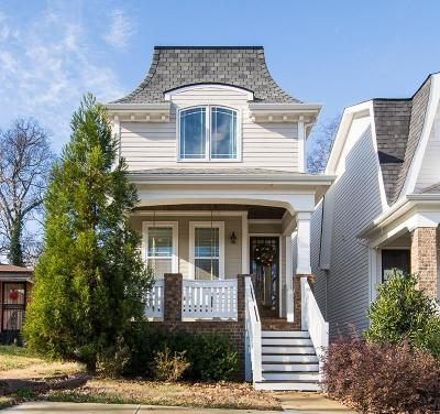 12 South Single Family Home For Sale: 2803 B W Kirkwood Ave