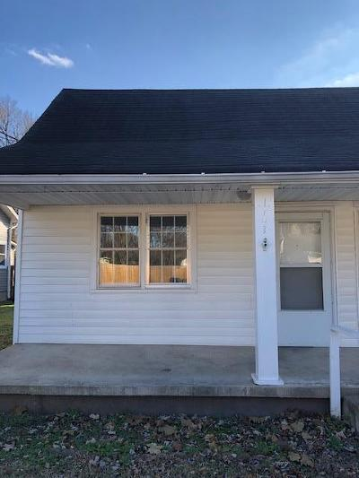 Rutherford County Rental For Rent: 114 E Lokey Ave #b