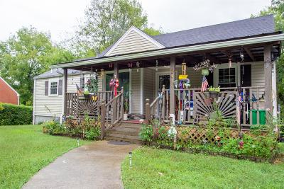 Nashville Single Family Home For Sale: 2814 Ennis Road
