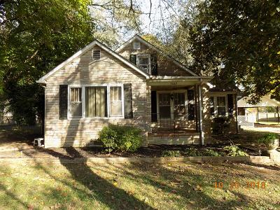 Clarksville Rental For Rent: 3447 Pembroke Road