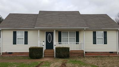 Marshall County Single Family Home Under Contract - Showing: 1494 Sycamore Dr