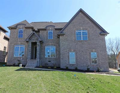 Mount Juliet Single Family Home For Sale: 511 Hollow Tree Trail