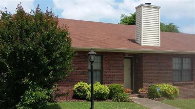 Madison Condo/Townhouse For Sale: 105 Heritage Trace Dr