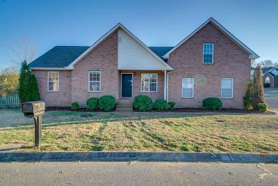 Mount Juliet Single Family Home For Sale: 1027 Saddle Wood Dr