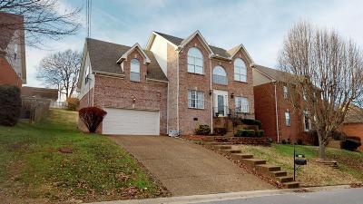 Davidson County Single Family Home For Sale: 6540 Broken Bow Dr