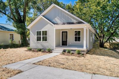 Springfield Single Family Home Under Contract - Showing: 1611 Rawls St