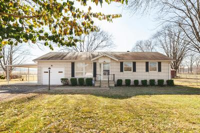 Single Family Home For Sale: 169 Big Springs Rd