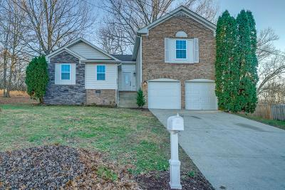Wilson County Single Family Home For Sale: 804 Crystal Ct