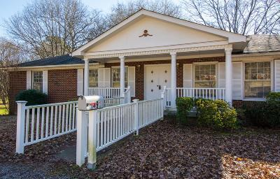 Nashville Single Family Home For Sale: 491 Broadwell Dr