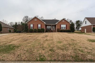 Gallatin Single Family Home For Sale: 414 Woodlands Dr