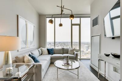 Nashville Condo/Townhouse Under Contract - Showing: 515 Church Street, #3311 #3311