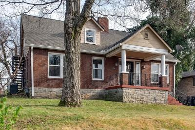 Nashville Single Family Home For Sale: 1716 Neal Terrace