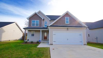 Clarksville Rental For Rent: 2129 Trophy Trace