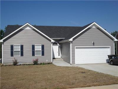Clarksville Rental For Rent: 1441 Mutual Drive