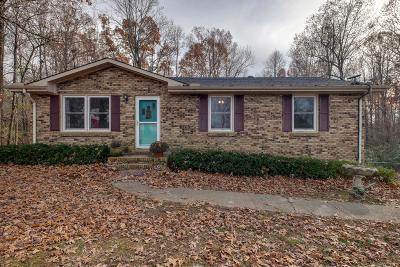 Dickson Single Family Home For Sale: 1403 Pomona Road