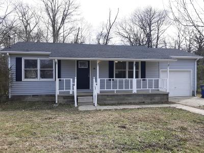 Shelbyville Single Family Home For Sale: 200 Cherokee Trl