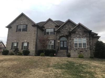 Wilson County Single Family Home Under Contract - Not Showing: 800 Guinevere Pt