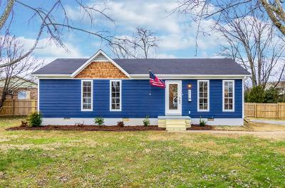Rutherford County Single Family Home For Sale: 2211 Norman Ave
