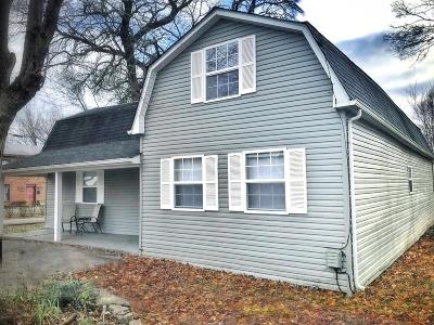 Gallatin Single Family Home For Sale: 227 W Bledsoe St