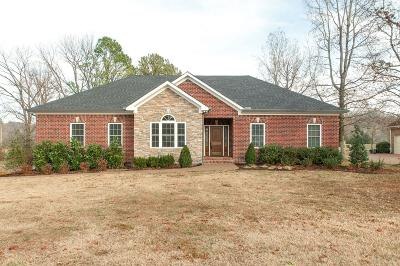 Single Family Home For Sale: 390 Harpeth Meadows Dr