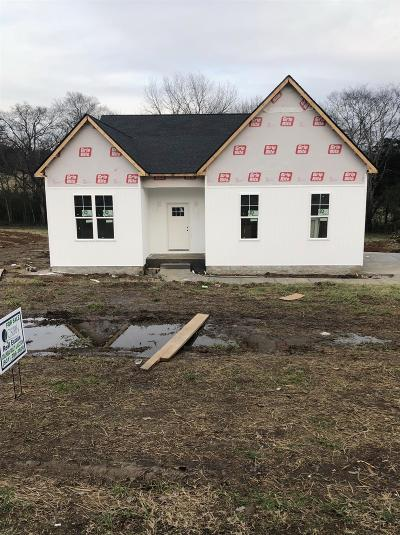 Culleoka Single Family Home Under Contract - Showing: 2299 Culleoka Hwy