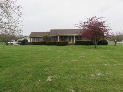 Shelbyville Single Family Home Under Contract - Showing: 2432 Highway 231 South