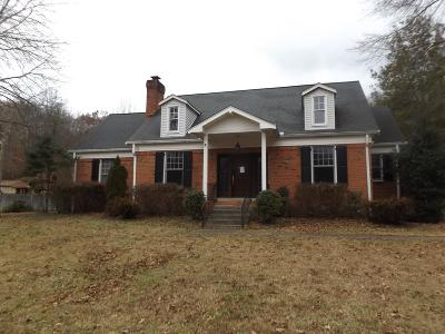 Nashville Single Family Home For Sale: 8520 Old Harding Ln