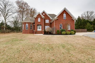 Lebanon, Mount Juliet, Mt Juliet, Mt. Juliet, Old Hickory Single Family Home For Sale: 1402 Fellowship Rd