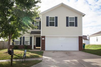 Thompsons Station  Rental Under Contract - Not Showing: 2722 Sutherland Drive