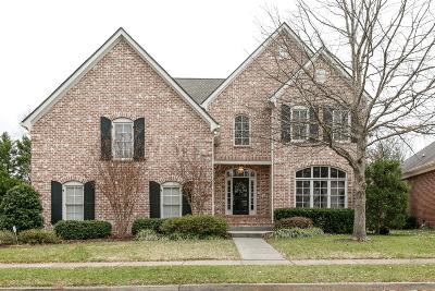 Brentwood, Fairview, Franklin, Spring Hill, Thompson's Station, Thompsons Station Single Family Home For Sale: 818 Willowsprings Blvd