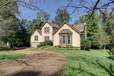 Montgomery County Single Family Home Under Contract - Showing: 2805 Wimbledon Ct