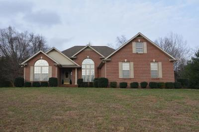 Cookeville Single Family Home Under Contract - Showing: 1039 Heathwood West Dr