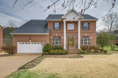 Goodlettsville Single Family Home For Sale: 823 Loretta Dr
