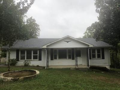 Cheatham County Single Family Home For Sale: 1101 Carney Winters Rd