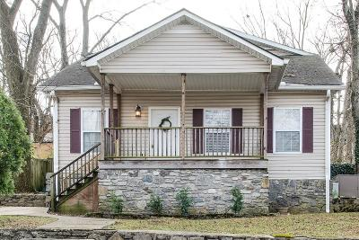 Nashville Single Family Home For Sale: 3405 Elkins Ave